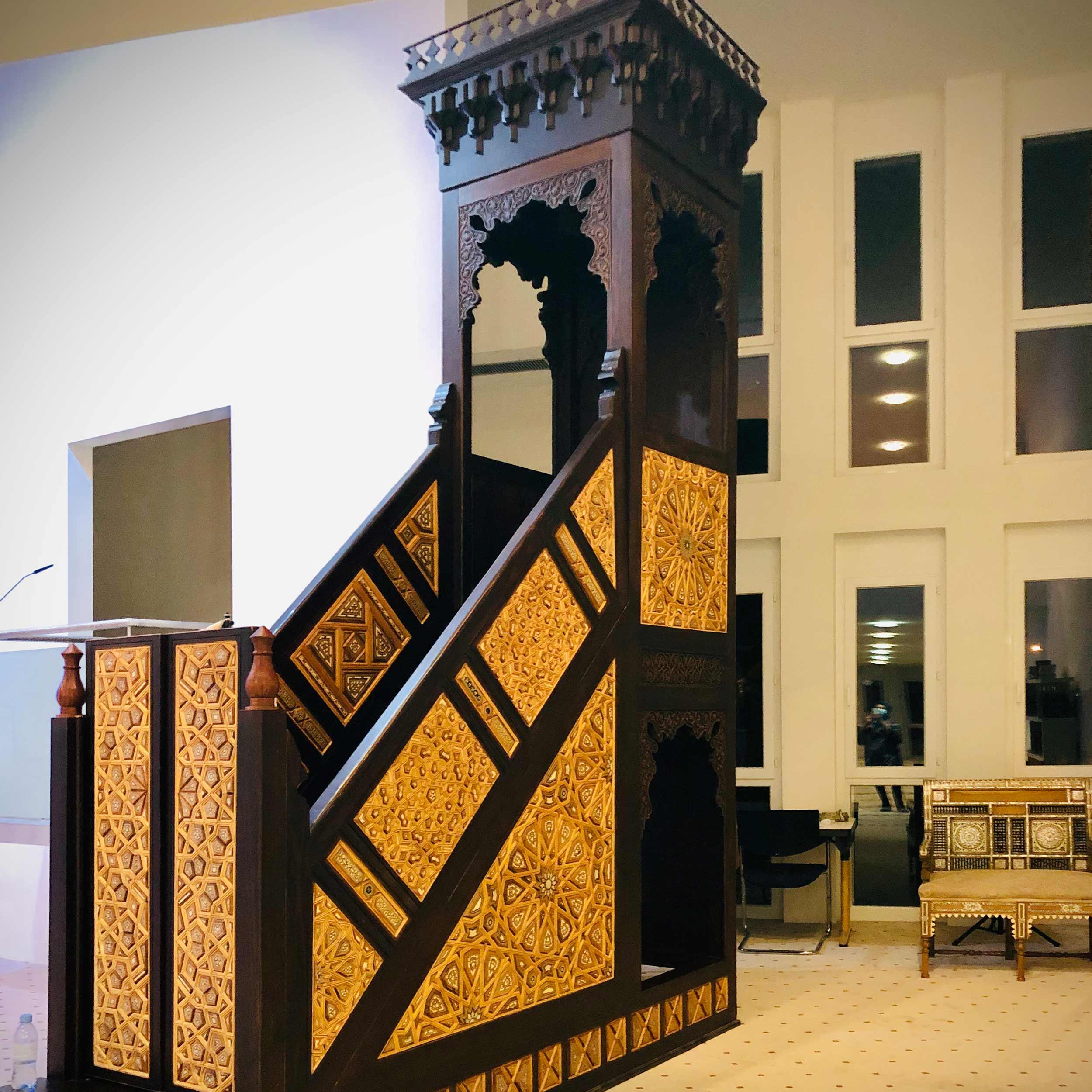 Moschee-Kanzel