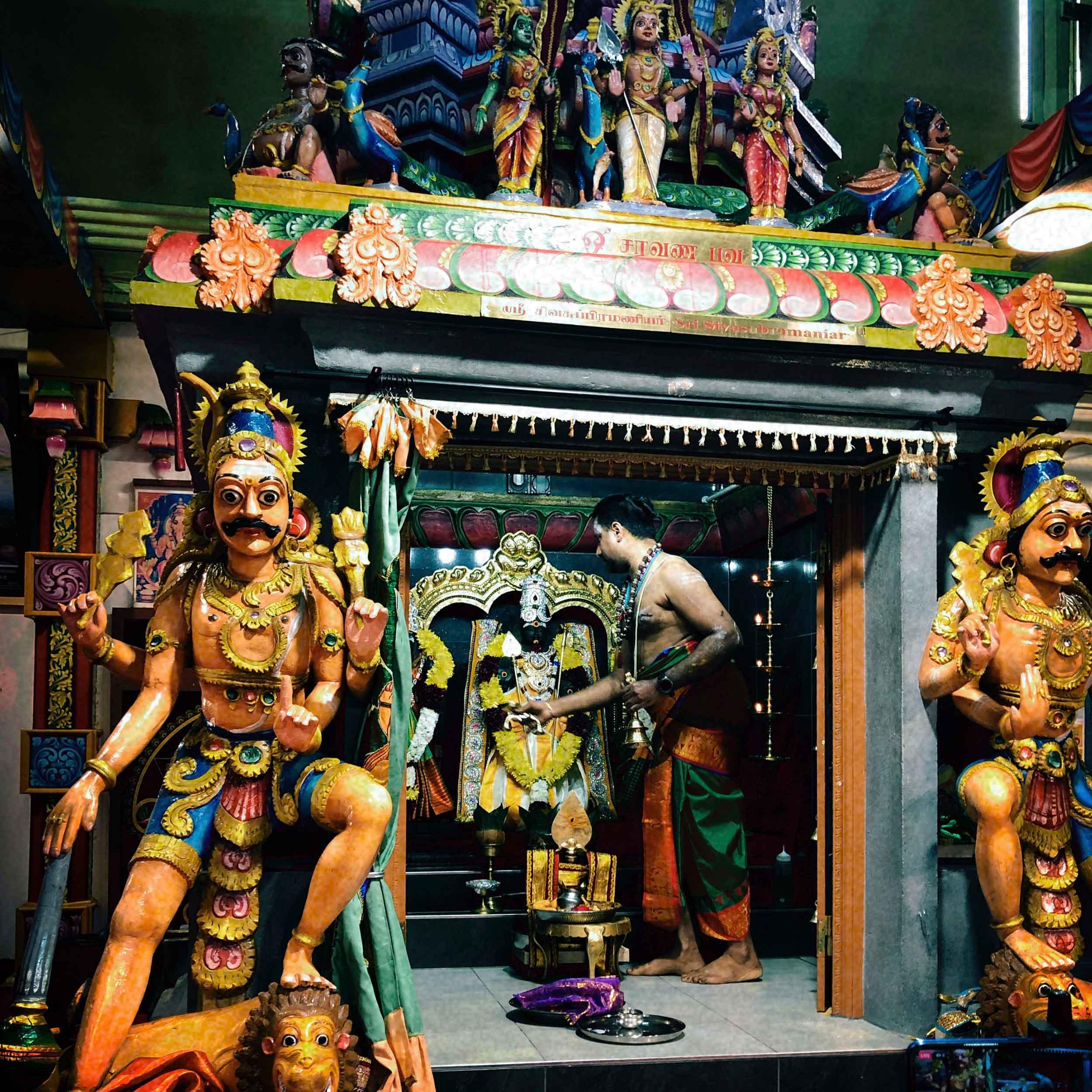 Schrein-Hinduistisch