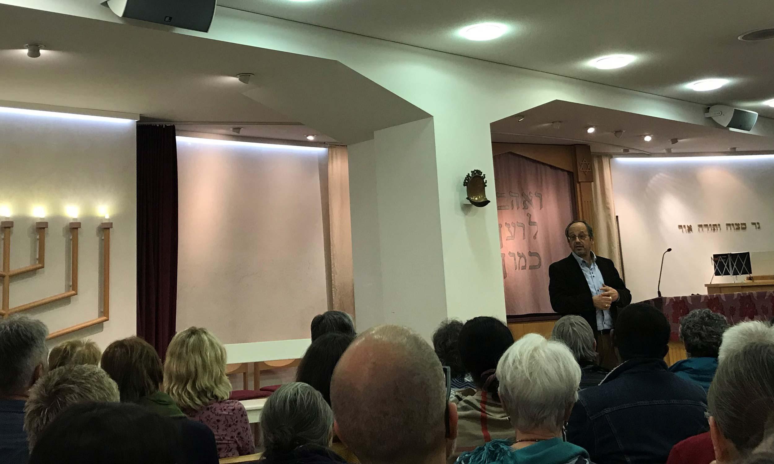 Vortrag-Jüdische-Liberale-Gemeinde-Or-Chadasch